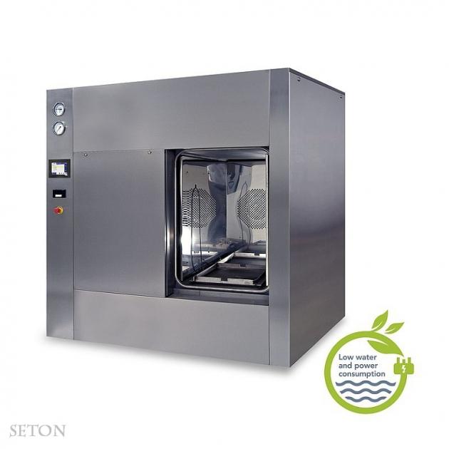 600~1400L SquareMAX 產業級專業高壓滅菌釜 Autoclave 1